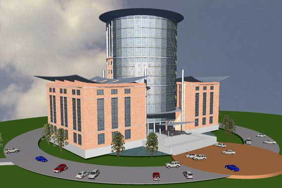 Planung 2003 for Architekturburo rosenheim