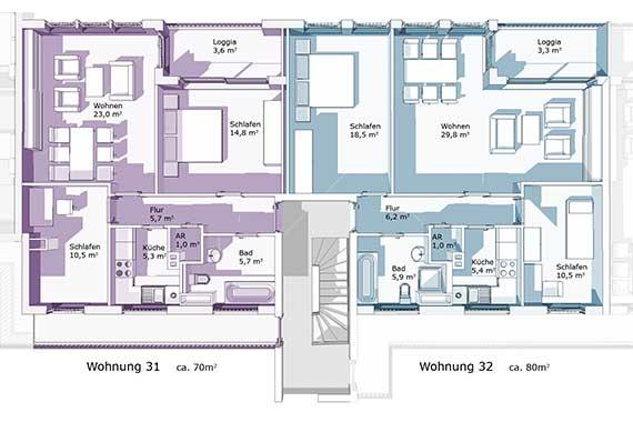 Unsere projekte for Architekturburo rosenheim